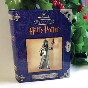 Collectible Hermione Ornament (Harry Potter)